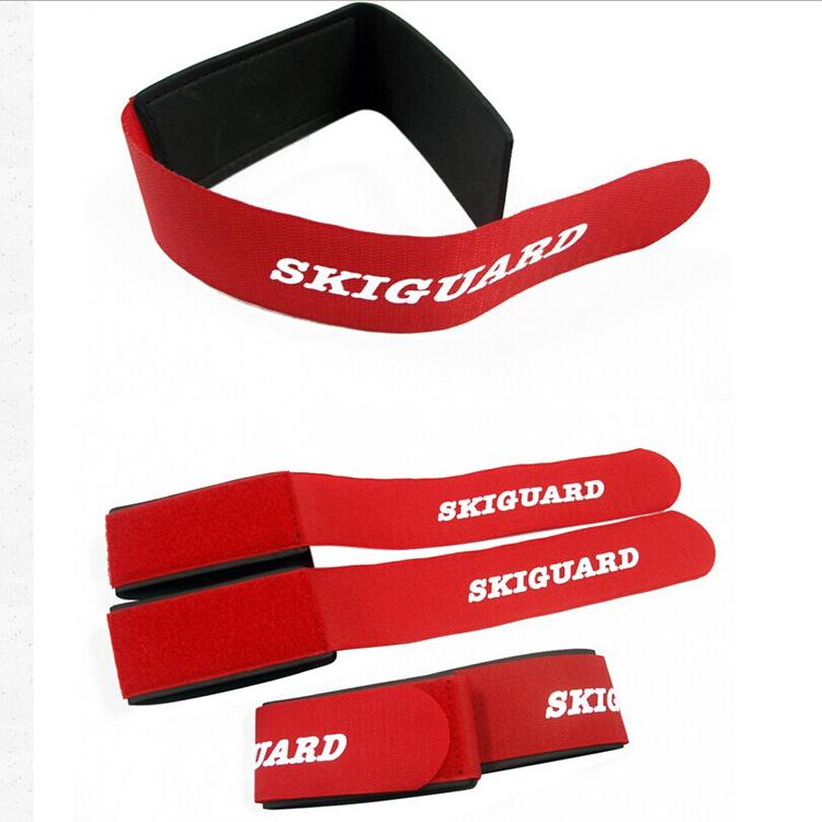 China Ski Velcro Strap